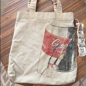 Andy Warhol bag